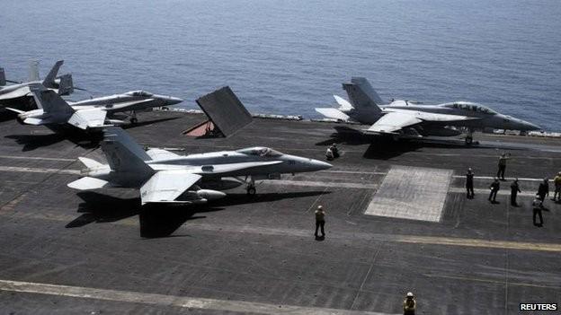 Tổng thống Obama: Mỹ sẽ làm suy yếu và chiến thắng IS ảnh 2