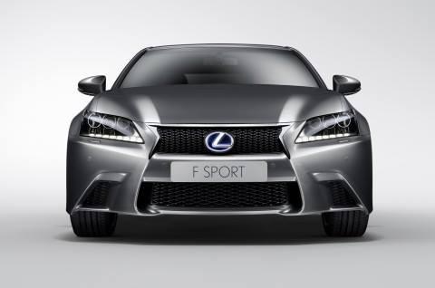 Lexus GS F đời mới có thể được trang bị động cơ công suất lên tới 500 mã lực
