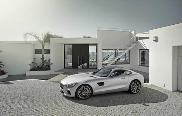 Mercedes-Benz AMG GTS: Diện mạo phá cách, sức mạnh vượt trội ảnh 1