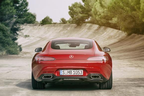 Mercedes-Benz AMG GTS: Diện mạo phá cách, sức mạnh vượt trội ảnh 5