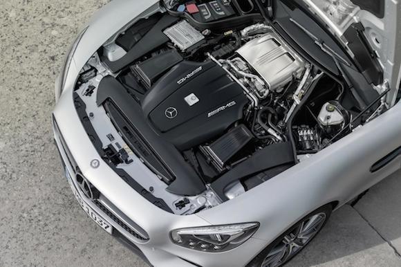Mercedes-Benz AMG GTS: Diện mạo phá cách, sức mạnh vượt trội ảnh 10