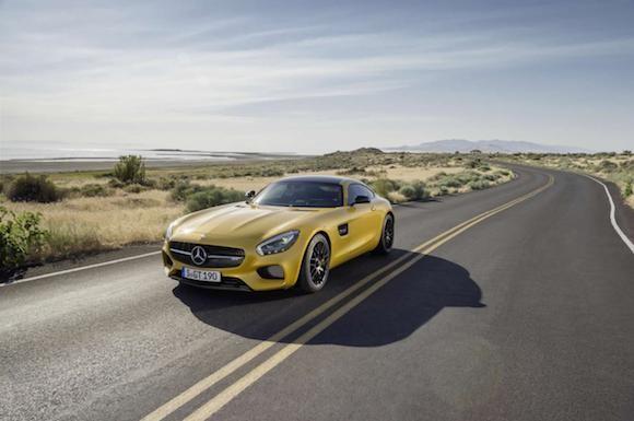 Mercedes-Benz AMG GTS: Diện mạo phá cách, sức mạnh vượt trội ảnh 3