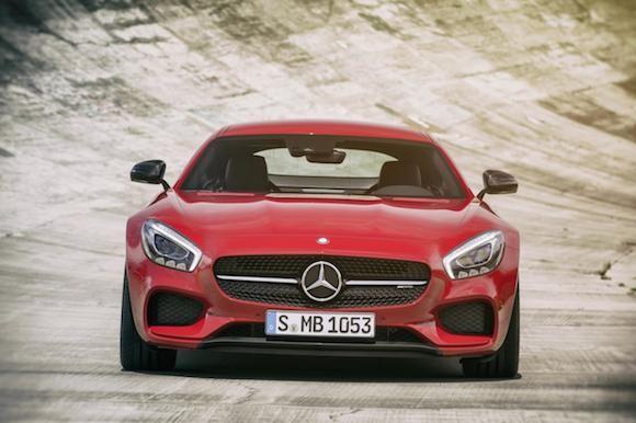 Mercedes-Benz AMG GTS: Diện mạo phá cách, sức mạnh vượt trội ảnh 4