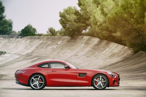 Mercedes-Benz AMG GTS: Diện mạo phá cách, sức mạnh vượt trội ảnh 6