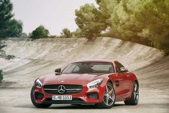 Mercedes-Benz AMG GTS: Diện mạo phá cách, sức mạnh vượt trội ảnh 7