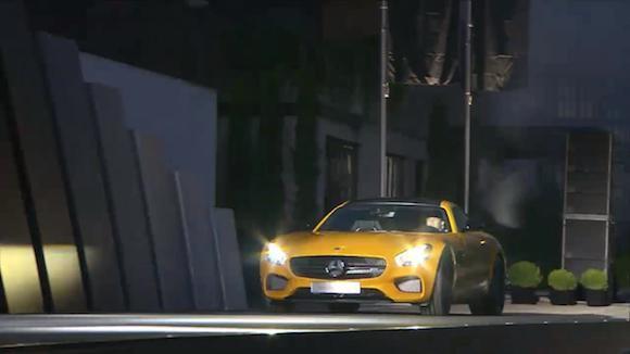 Mercedes-Benz AMG GTS: Diện mạo phá cách, sức mạnh vượt trội ảnh 8