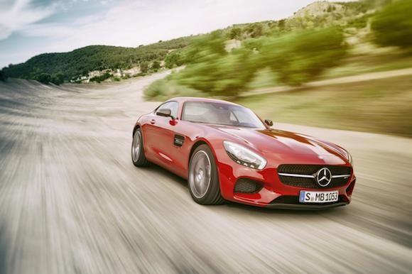 Mercedes-Benz AMG GTS: Diện mạo phá cách, sức mạnh vượt trội ảnh 9