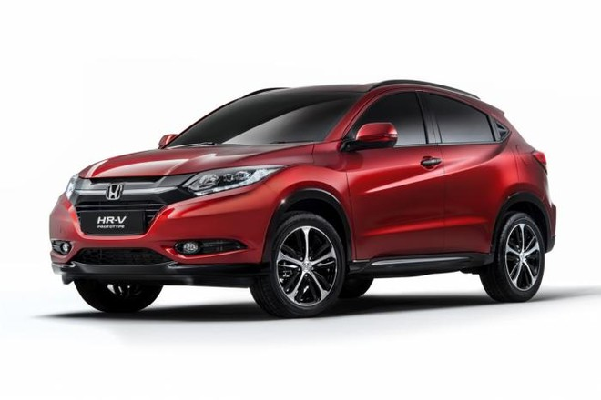 Honda HR-V đưa ra concept cuối cùng, sẵn sàng đi vào sản xuất ảnh 1