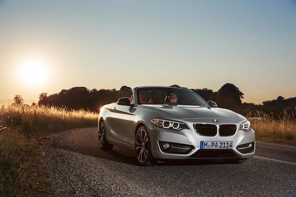 BMW 2-series Convertible: Thiết kế thanh thoát, sức mạnh vượt trội ảnh 1