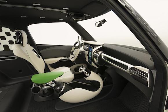 Toyota U2 Concept: Chiếc xe của những đô thị đông đúc ảnh 10