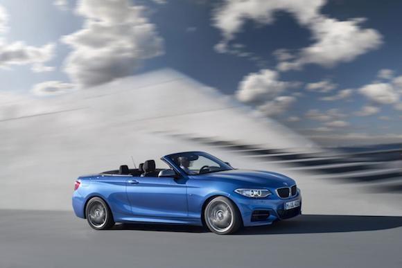 BMW 2-series Convertible: Thiết kế thanh thoát, sức mạnh vượt trội ảnh 3