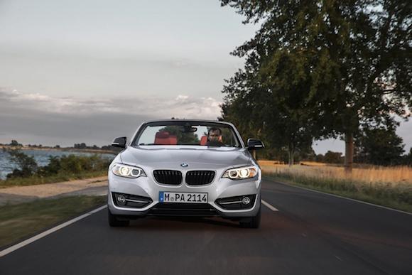 BMW 2-series Convertible: Thiết kế thanh thoát, sức mạnh vượt trội ảnh 6