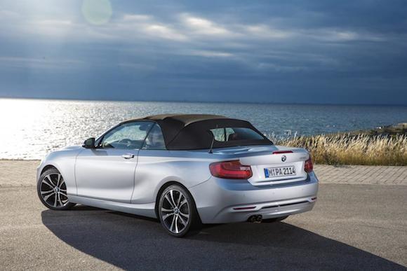 BMW 2-series Convertible: Thiết kế thanh thoát, sức mạnh vượt trội ảnh 7