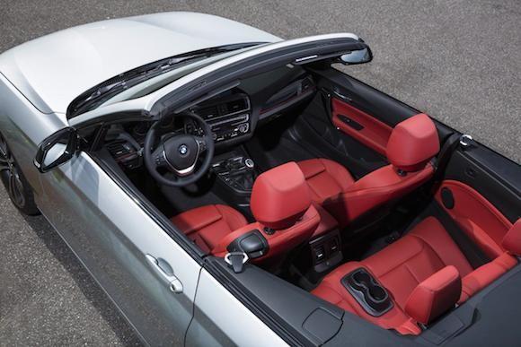 BMW 2-series Convertible: Thiết kế thanh thoát, sức mạnh vượt trội ảnh 10