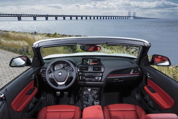 BMW 2-series Convertible: Thiết kế thanh thoát, sức mạnh vượt trội ảnh 2