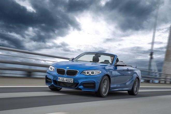 BMW 2-series Convertible: Thiết kế thanh thoát, sức mạnh vượt trội ảnh 8