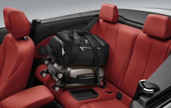 BMW 2-series Convertible: Thiết kế thanh thoát, sức mạnh vượt trội ảnh 11