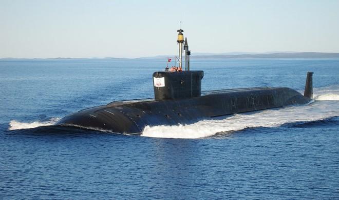 Tàu ngầm lớp Borei Vladimir Monomakh đã sẵn sàng gia nhập hải quân Nga ảnh 1