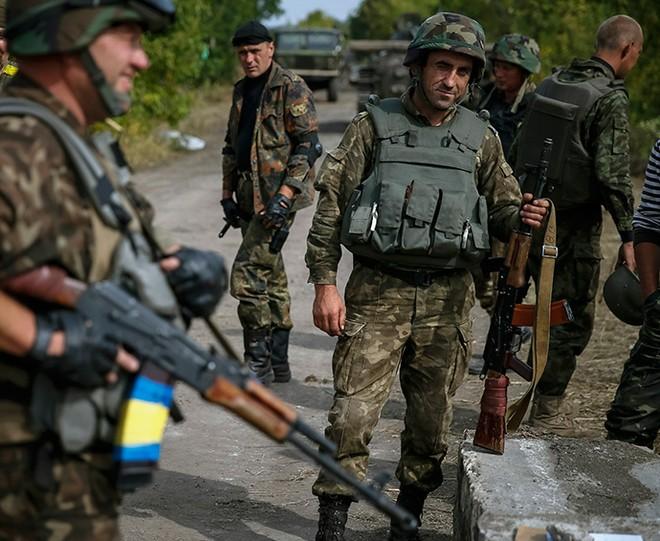 Kiev cho phép OSCE sử dụng máy bay không người lái giám sát lệnh ngừng bắn ảnh 2