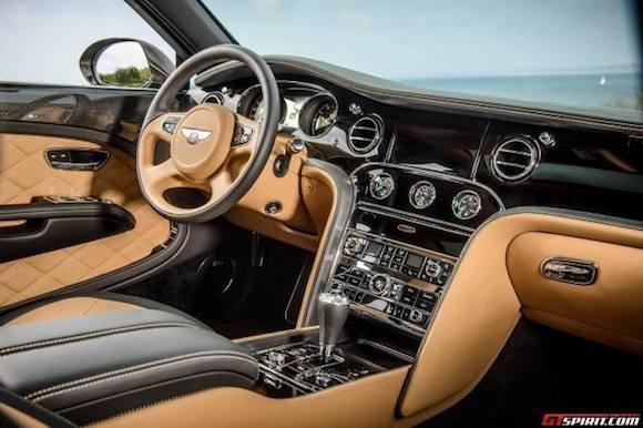 Bentley Mulsanne Speed siêu sang trọng chính thức lộ diện ảnh 2