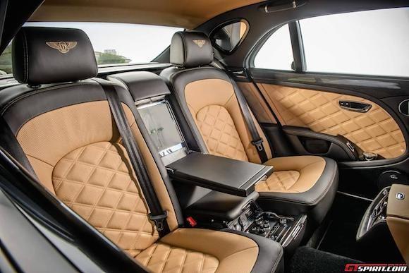 Bentley Mulsanne Speed siêu sang trọng chính thức lộ diện ảnh 6
