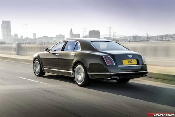 Bentley Mulsanne Speed siêu sang trọng chính thức lộ diện ảnh 4