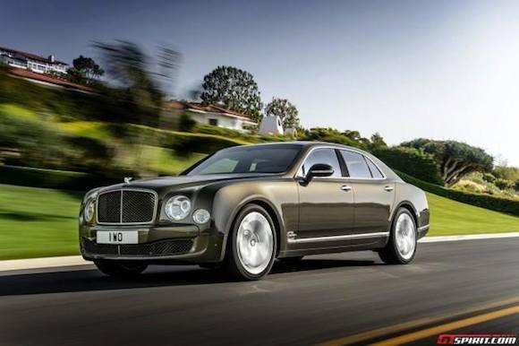 Bentley Mulsanne Speed siêu sang trọng chính thức lộ diện ảnh 3