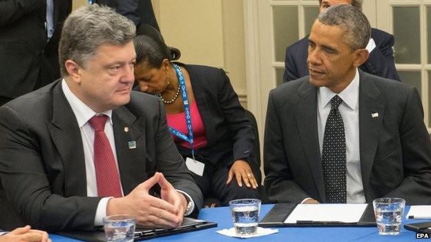 Tổng thống Ukraine có chuyến công du quan trọng tới Mỹ ảnh 1