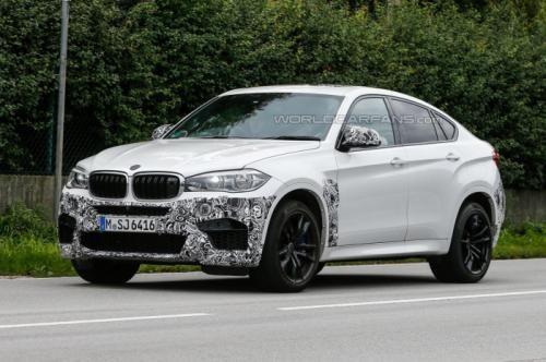 BMW X5 M và X6 M sẽ ra mắt vào tháng 11 tới ảnh 1