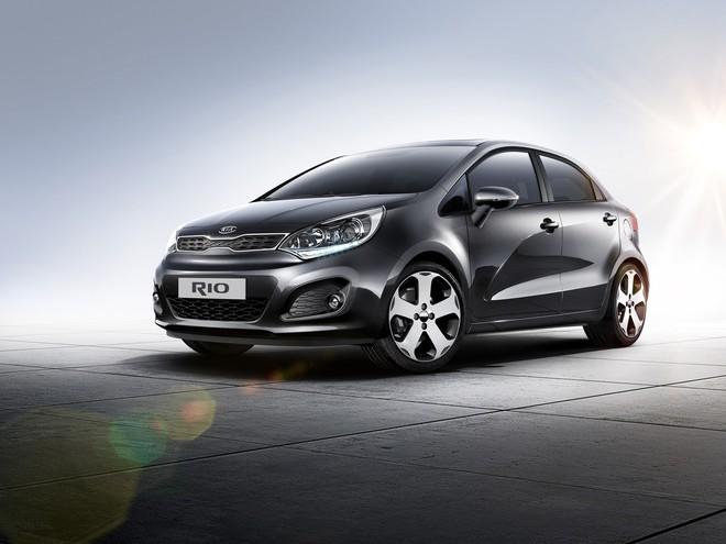 Kia công bố những mẫu xe sẽ xuất hiện ở Paris Motor Show ảnh 1