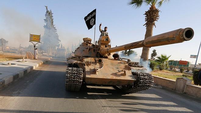 Nga khuyên Mỹ nên tôn trọng chủ quyền của Syria khi tấn công IS ảnh 2