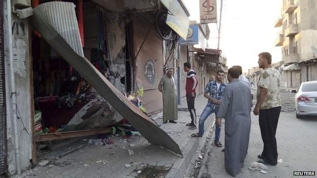 Mỹ không kích ở Syria: 8 dân thường bao gồm 3 trẻ nhỏ thiệt mạng ảnh 1