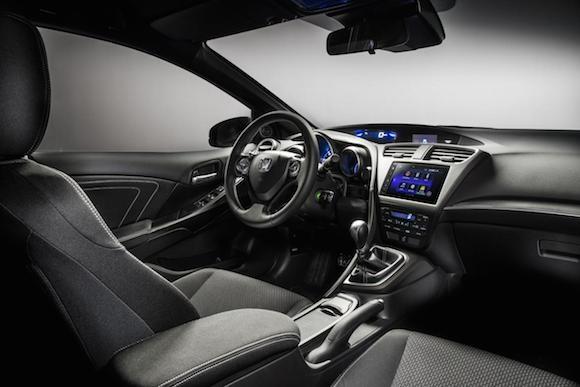Honda giới thiệu phiên bản Civic thể thao mới ảnh 2