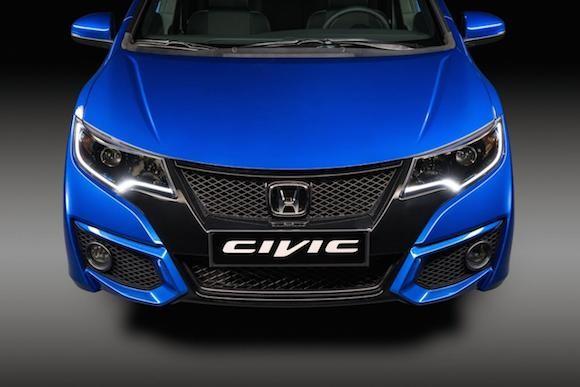 Honda giới thiệu phiên bản Civic thể thao mới ảnh 7