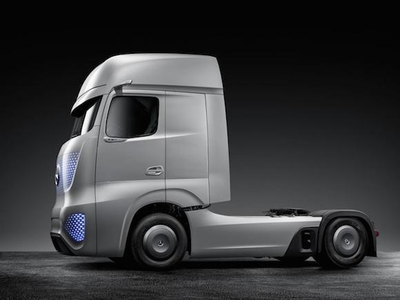 Mercedes-Benz Future Truck 2025: Chiếc xe tải đến từ tương lai ảnh 3