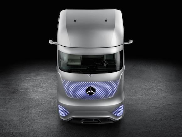 Mercedes-Benz Future Truck 2025: Chiếc xe tải đến từ tương lai ảnh 4