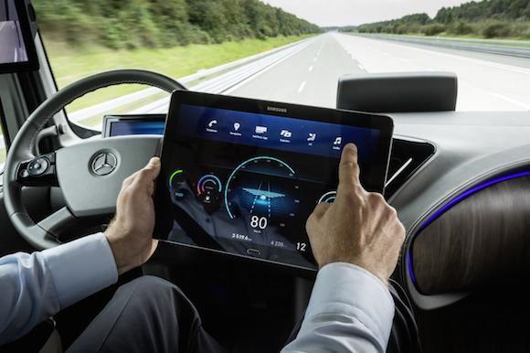 Mercedes-Benz Future Truck 2025: Chiếc xe tải đến từ tương lai ảnh 10