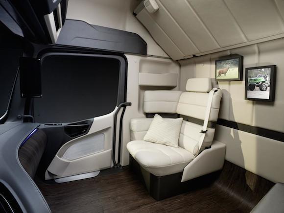 Mercedes-Benz Future Truck 2025: Chiếc xe tải đến từ tương lai ảnh 8