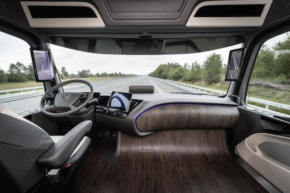 Mercedes-Benz Future Truck 2025: Chiếc xe tải đến từ tương lai ảnh 7