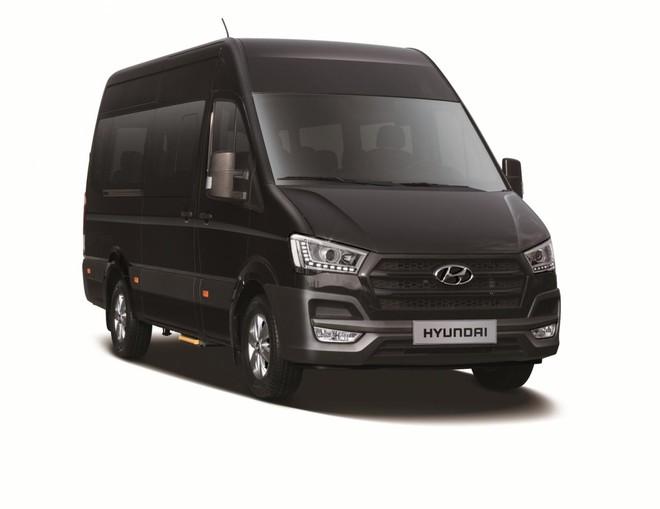 Xe chở hàng Hyundai H350 chính thức trình làng ảnh 2