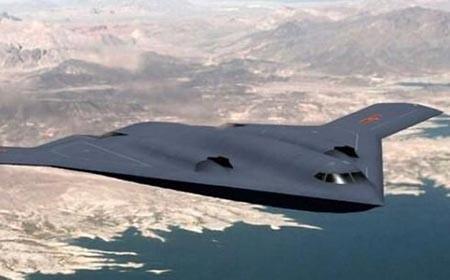 Trung Quốc phát triển máy bay ném bom tàng hình H-20 ảnh 1