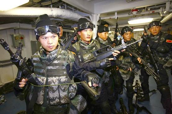 Trung Quốc mở rộng quy mô của lực lượng đặc biệt ảnh 1
