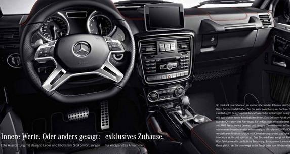 Mercedes trình làng G-Class phiên bản đặc biệt mừng sinh nhật 35 tuổi ảnh 2