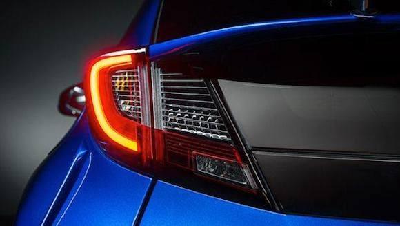 Honda bật mí về mẫu xe Civic Sport mới ảnh 5