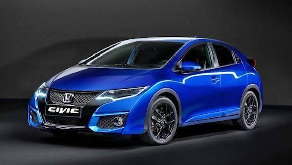 Honda bật mí về mẫu xe Civic Sport mới ảnh 1