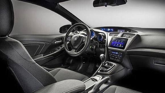 Honda bật mí về mẫu xe Civic Sport mới ảnh 2