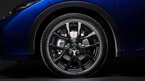 Honda bật mí về mẫu xe Civic Sport mới ảnh 6