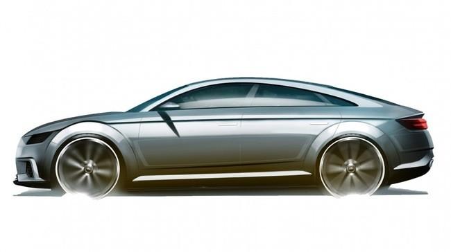 Audi sắp trình làng đối thủ mới của Mercedes-Benz CLA ảnh 3