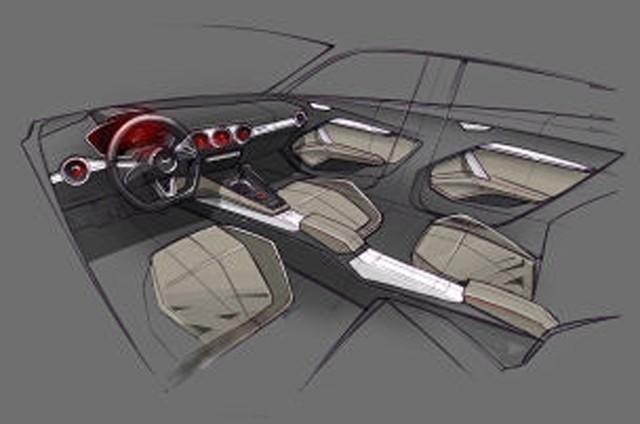 Audi sắp trình làng đối thủ mới của Mercedes-Benz CLA ảnh 4