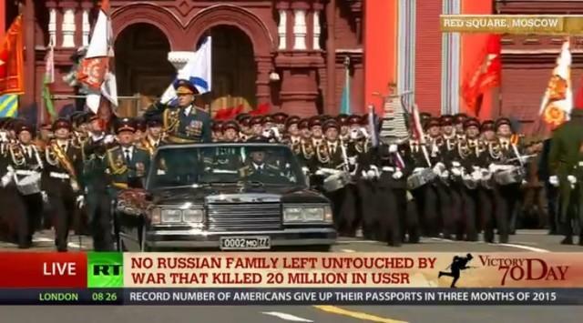 Lễ duyệt binh hùng tráng tại Quảng trường Đỏ - Moscow ảnh 26